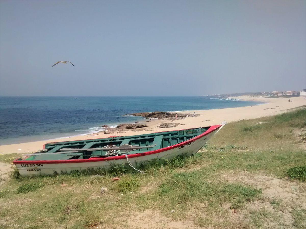 Pilgern für Anfänger | Tag 2 | Perafita bis Vila do Conde