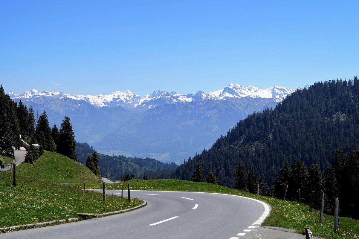 Roadtrip, Baby! In drei Tagen durch die Schweiz