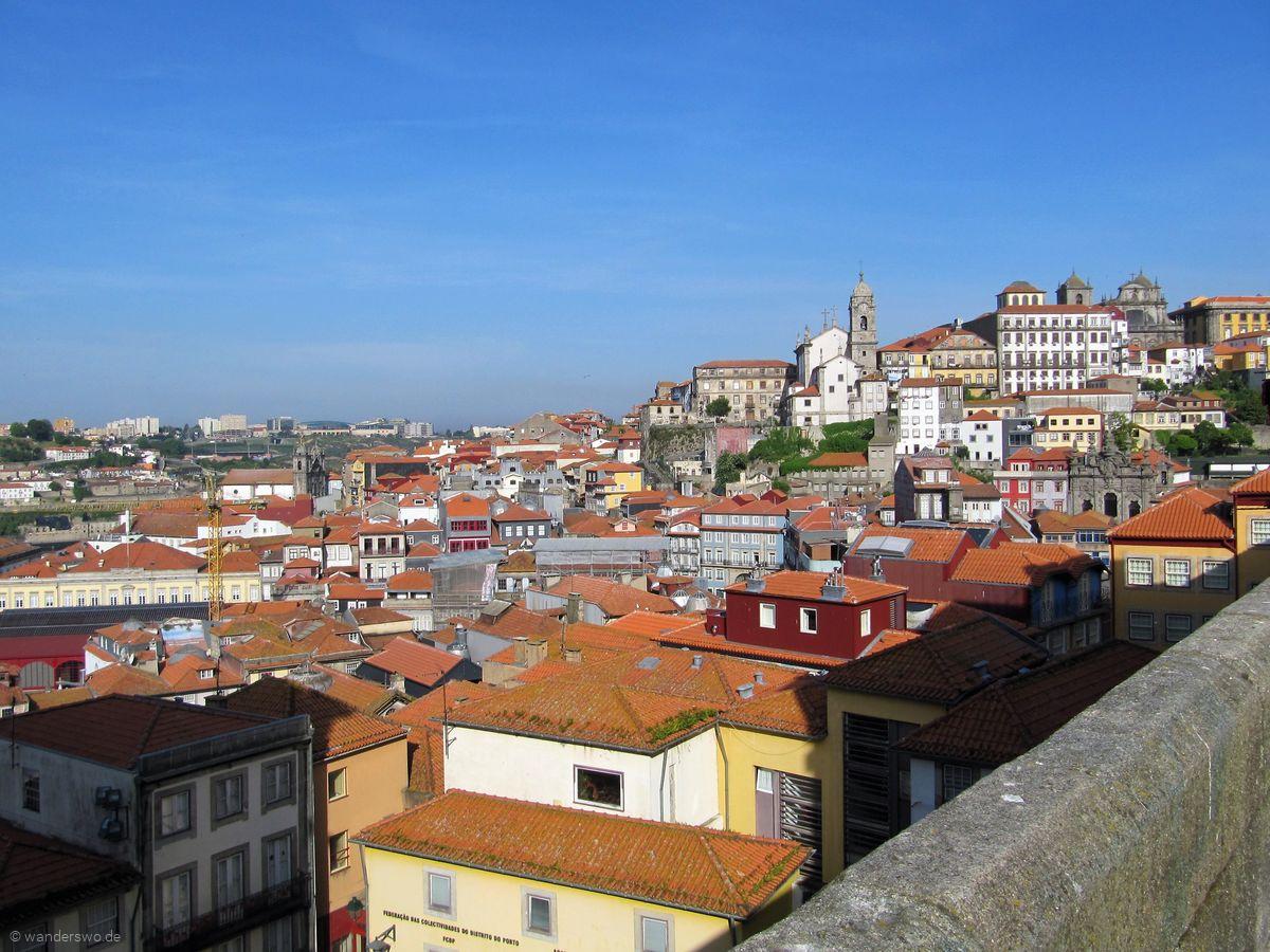 Pilgern für Anfänger – meine Wanderung auf dem Jakobsweg von Porto nach Santiago de Compostela (Caminho Português). Oder: Der Weg ist das Ziel (Tag 1)