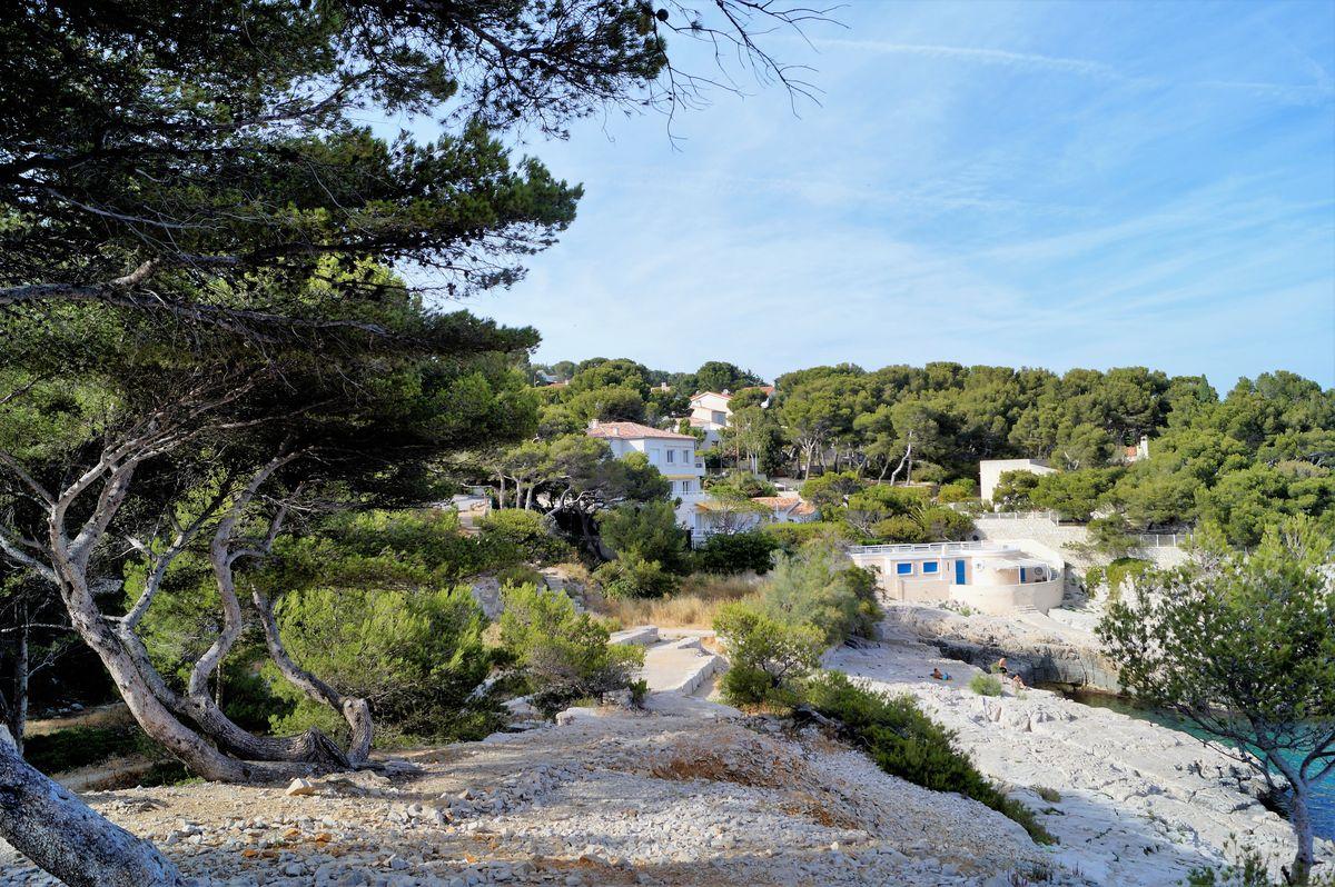 Sonne, Meer und Pinienduft: zelten an der Côte d'Azur