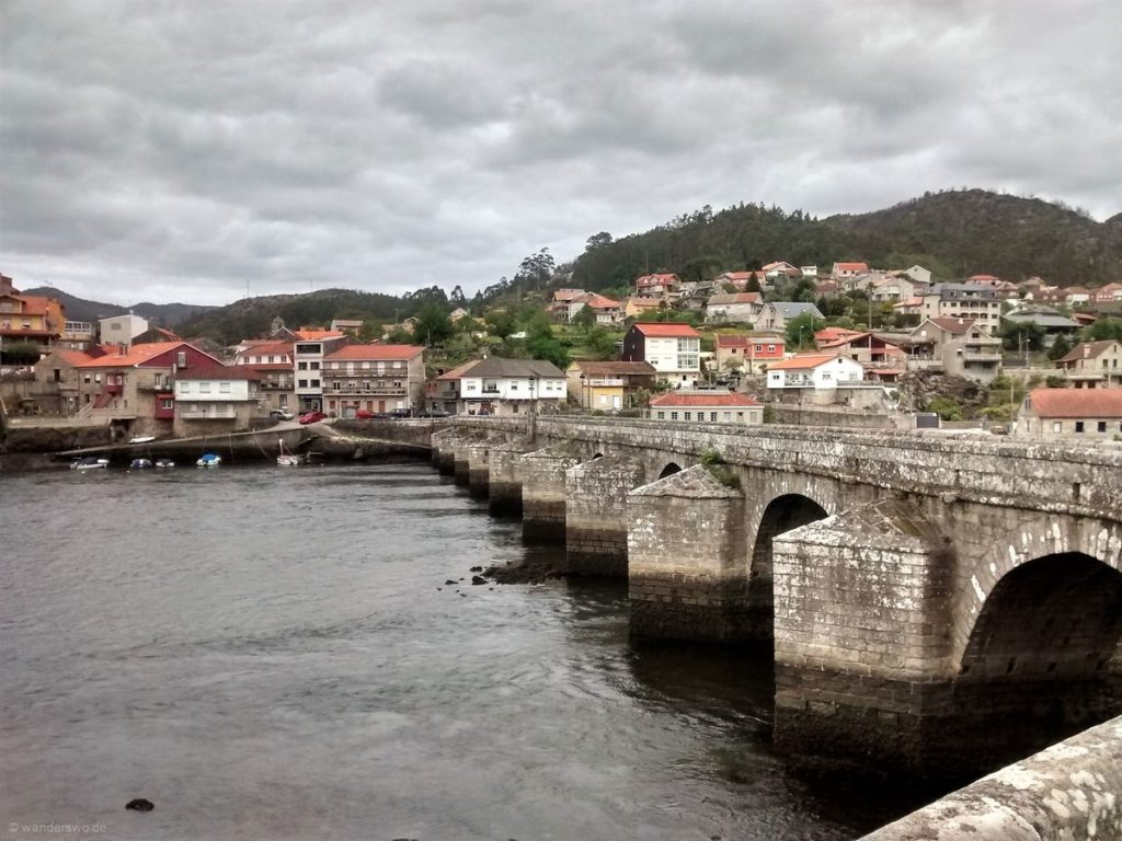 Pilgern für Anfänger | Tag 10 | Redondela bis Pontevedra